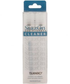 Tsukineko - StazOn Spritzer Stamp Cleaner - 2 bottle pack