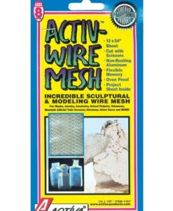 Active-Wire Mesh