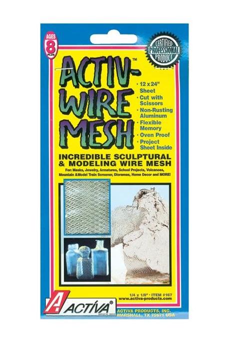 Active-Wire Mesh