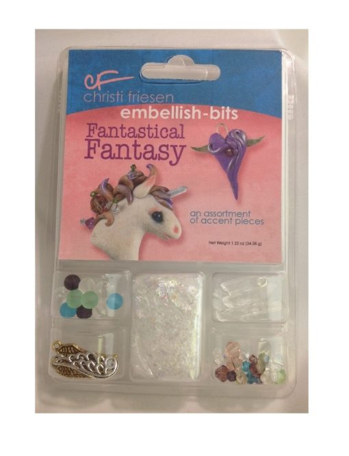 Christi Friesen Embellish-bits Fantastical Fantasy