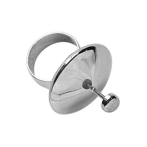 Lisa Pavelka Silver Spinner Ring