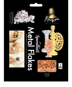 Mona Lisa Metal Flakes – Copper