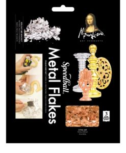 Mona Lisa Metal Flakes – Copper