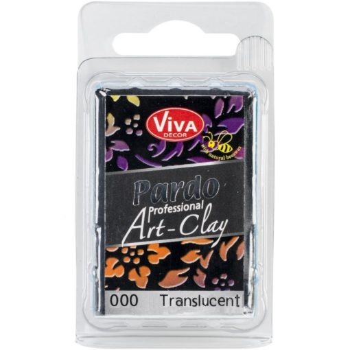 Translucent Pardo Professional Art Clay