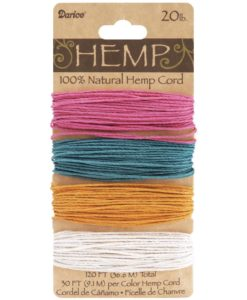 Hemp Cord – Spring 1mm x 36.6m
