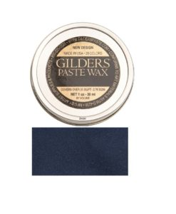Baroque Art Gilders Paste Iris Blue 30ml, 1.5oz