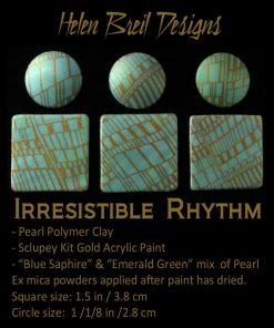 Silk Screens by Helen Breil - Irresistible Rhythm2