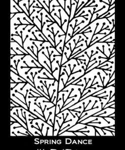 Silk Screen Stencils by Helen Breil - Spring Dance