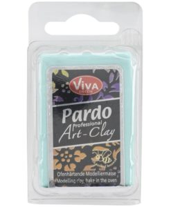 Translucent Pardo Professional Art Clay - Aqua