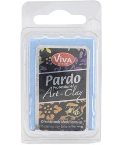 Translucent Pardo Professional Art Clay - Light Blue