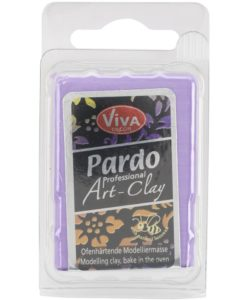 Translucent Pardo Professional Art Clay - Lilac