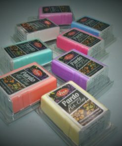 Translucent Pardo Professional Art Clay - Mix