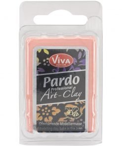 Translucent Pardo Professional Art Clay - Orange