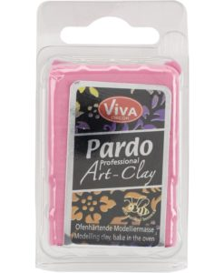 Translucent Pardo Professional Art Clay - Pink