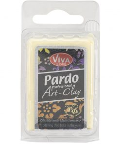 Translucent Pardo Professional Art Clay - Yellow