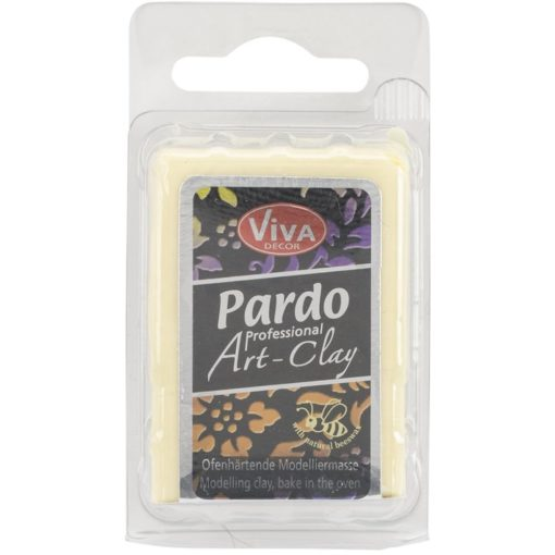 Translucent Pardo Professional Art Clay - Yellow
