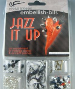 Christi Friesen Embellish Bits - Jazz It Up