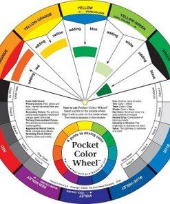 Pocket Colour Wheel - Mixing Guide