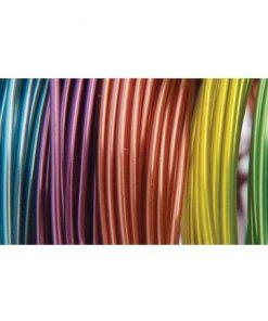 Fun Wire - 22g Coated Copper Wire - Translucent Colours