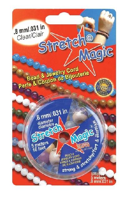 Stretch Magic .8mm Clear