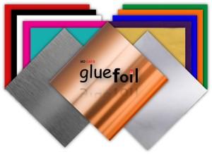 No Days Glue Foil 2