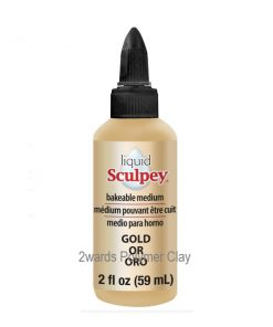 Liquid Sculpey® Liquid Polymer Clay - Gold