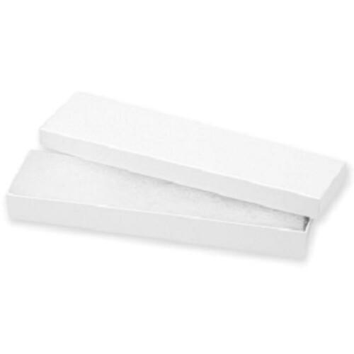 White Jewellery Box - Long