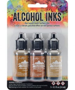 Adirondack® Alcohol Ink Kit - Cabin Cupboard
