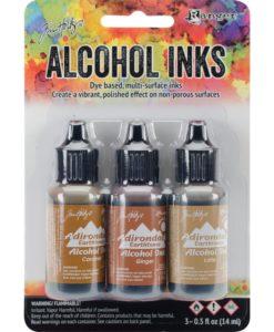 Adirondack® Alcohol Ink Kit - Cabin Cupboard