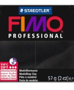 Fimo Professional - Black 57g