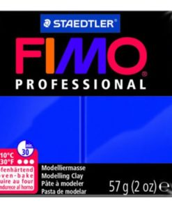 Fimo Professional Polymer Clay - Blue 57g