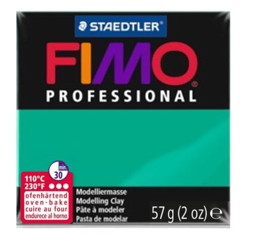 Fimo Professional - Green 57g