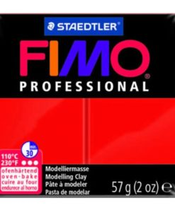 Fimo Professional - Red 57g