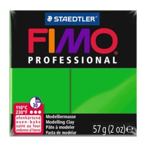Fimo Professional - Sapgreen 57g