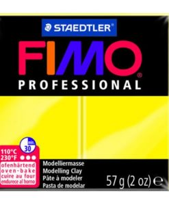 Fimo Professional - Yellow 57g