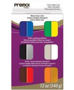 Premo 12 piece Sampler Set – Classic