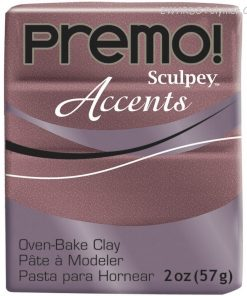 Premo Sculpey Accents, Bronze 57g