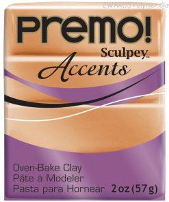 Premo Sculpey Accents, Copper 57g
