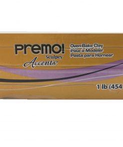 Premo Sculpey Accents, Gold 454g (1 lb)
