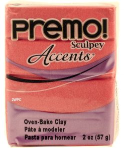 Premo Sculpey Accents, Sunset Pearl 57g (2 oz).2