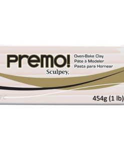 Premo Sculpey Accents,Translucent 454g