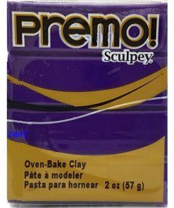 Premo Sculpey Polymer Clay - Purple 57g