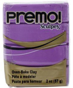 Premo Sculpey Polymer Clay - Wisteria 57g