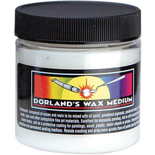 Dorlands Wax Medium