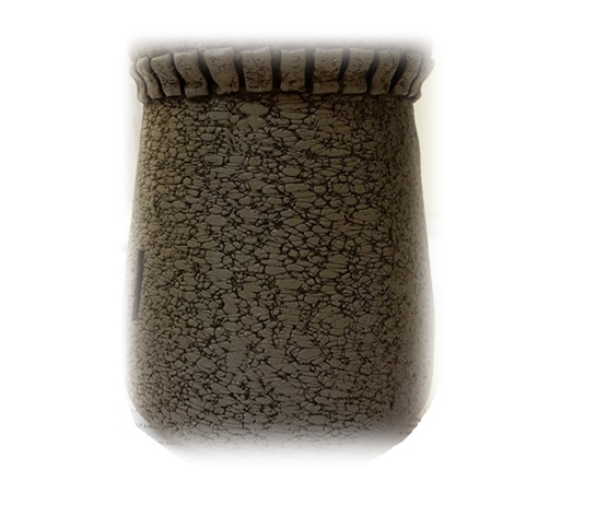 coarse-texture-sponge-in-use