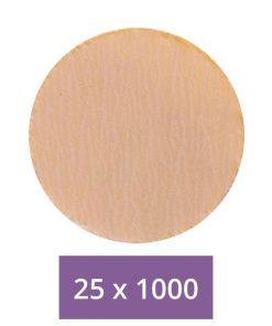 Poly-Fast Sanding Disks - 1000 Grit