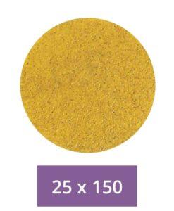 Poly-Fast Sanding Disks - 150 Grit