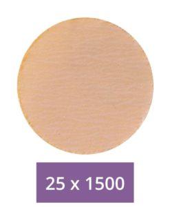 Poly-Fast Sanding Disks - 1500 Grit
