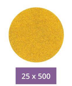 Poly-Fast Sanding Disks - 500 Grit