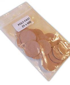 Poly-Fast Sanding Disks - 600 Grit 3
